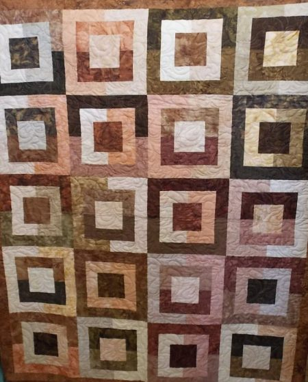 Autumn Reflections quilt
