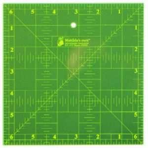 6.5 inch square
