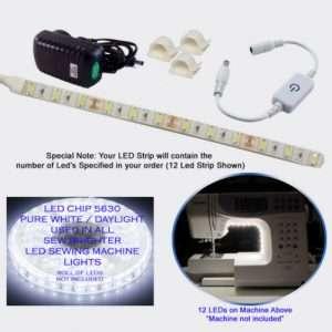 LED kit dark be gone